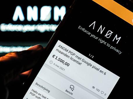 """Crime organisé: le coup de filet mondial avec une application """"ANOM"""" sur les téléphones"""
