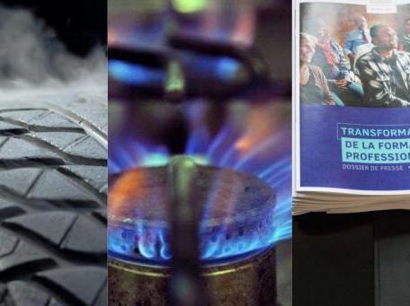 Les changements au 1er mai : Prix du gaz, chômage, étiquetage des pneux ...