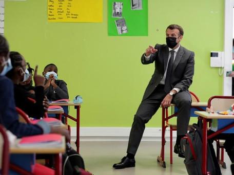 Déconfinement par étapes : Emmanuel Macron dessine un nouveau calendrier de levée des restrictions