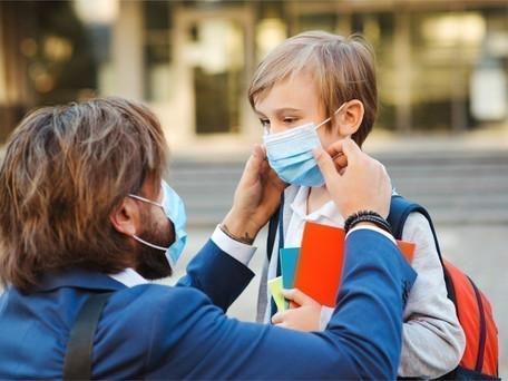 Le masque de catégorie 1 devient obligatoire à l'école dès ce lundi 8 février