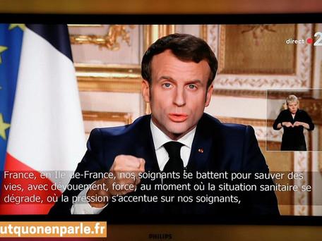 Un nouveau confinement annoncé dès cette semaine par Emmanuel Macron ?