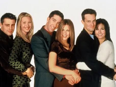 Friends : l'épisode spécial