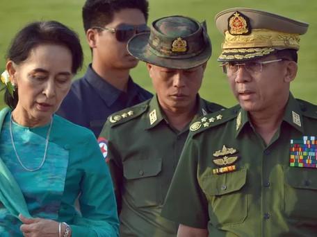 Birmanie, l'armée s'empare du pouvoir et arrête Aung San Suu Kyi