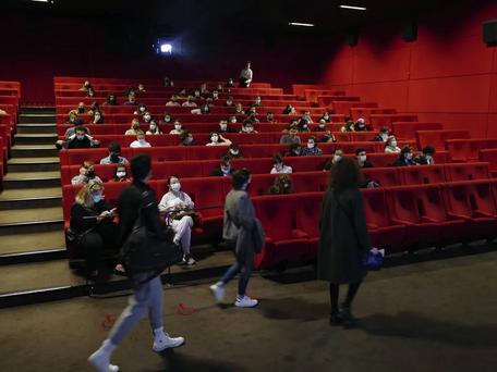 Cinéma : Record pour ce déconfinement