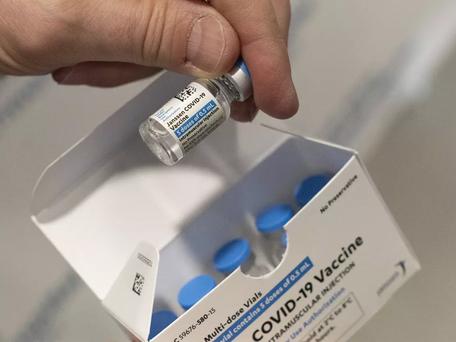 Ce lundi 12 avril, arrivé du 4ème vaccin Janssen en France du groupe américain Johnson & Johnson