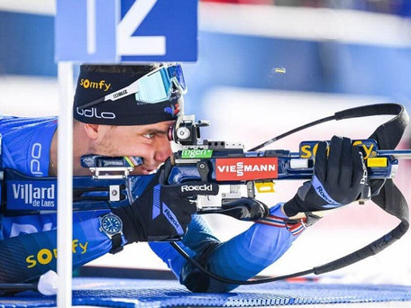 Coupe du monde à Nove Mesto : Émilien Jacquelin se rate au tir