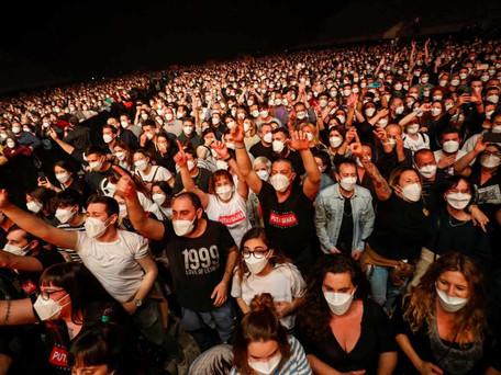 Musique : un concert de rock qui réunit 5 000 personnes à Barcelone pour une expérience clinique