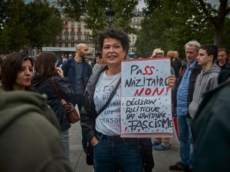 Pass sanitaire : de nombreuses manifestations