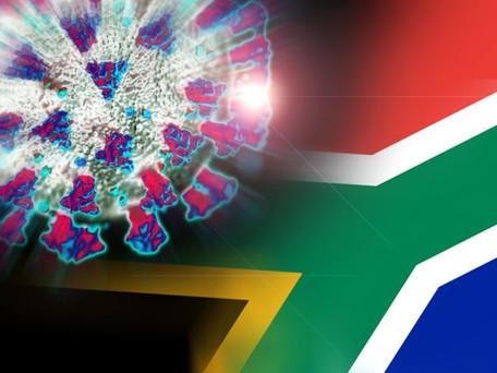 Réinfection grave par le variant identifiée en Afrique du Sud en France