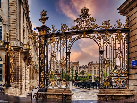 Place Stanislas : élue place préférée des français