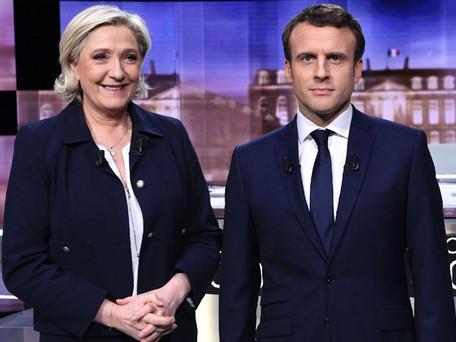 Présidentielle 2022 : selon un sondage, on se dirige vers un duel Macron-Le Pen au second tour