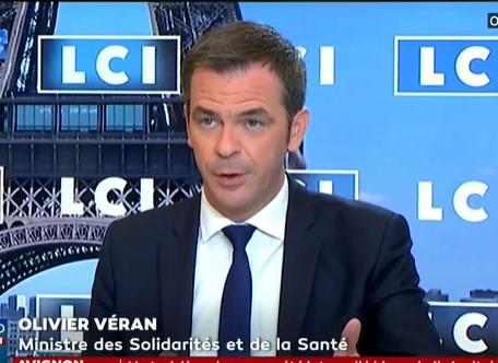 19 mai: les terrasses des bars, cafés et restaurants rouvriront a confirmé Olivier Véran ce matin