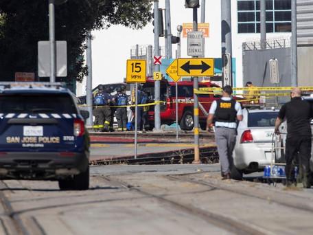 USA: une fusillade fait au moins 8 morts à San José en Californie
