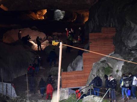 14 volontaires vont s'isoler 40 jours dans une grotte en Ariège pour la science