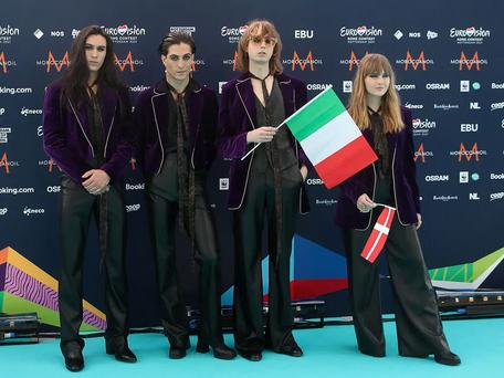 Eurovision : Test négatif pour le chanteur italien