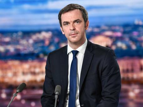 Olivier Véran annonce sur France 2, le pass sanitaire sera en vigueur pour les 12/17 ans le 30 août