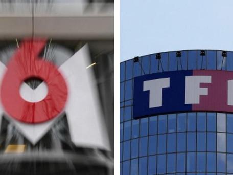 Médias: le groupe M6 va fusionner avec TF1 pour former un géant de la télévision