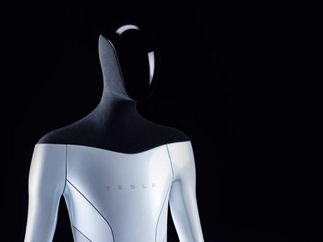 Les robots humanoïdes arrivent, Tesla annonce pour 2022 !