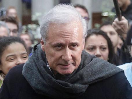 Georges Tron condamné en appel à de la prison ferme pour viol et agression sexuelle
