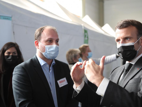 Macron annonce l'ouverture de la vaccination à tous les plus de 70 ans dès ce samedi 27 mars