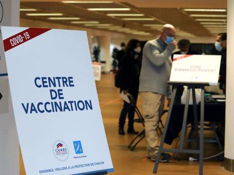 Vaccination: elle est ouverte aux professions prioritaires depuis ce lundi 24 mai