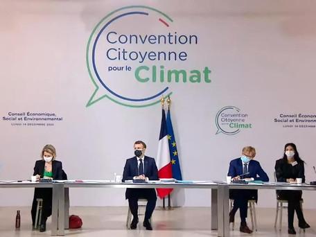 Le gouvernement présente son projet de loi Climat ce mercredi