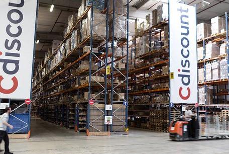 Amende de près d'un million d'euros pour un géant du e-commerce CDiscount
