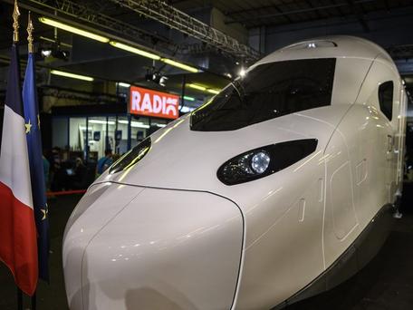 SNCF : l'arrivée du TGV M