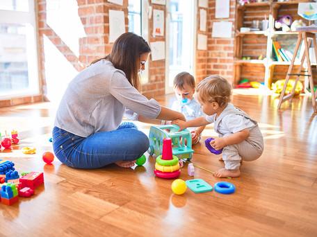 Les assistantes maternelles n'accueilleront plus d'enfants durant 3 semaines pendant le confinement