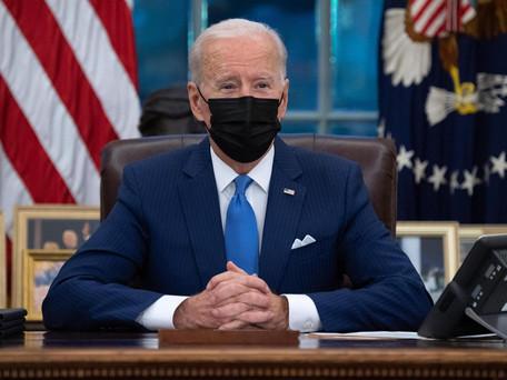 Joe Biden proclame le retour de l'alliance transatlantique et revient dans l'accord climat de Paris