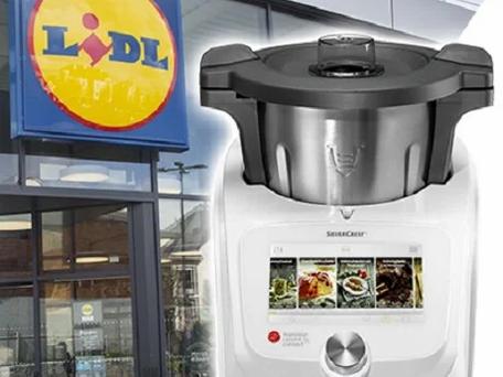 Lidl : après la polémique de Mr Cuisine Connect, une nouvelle version sortira en fin d'année