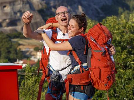 Pékin Express 2021 : Christophe et Claire les grands gagnants ont mis plusieurs jours à réaliser