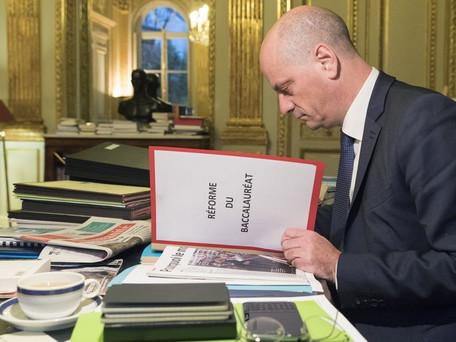 Baccalauréat: Jean-Michel Blanquer veut faire déjà refaire évoluer la réforme