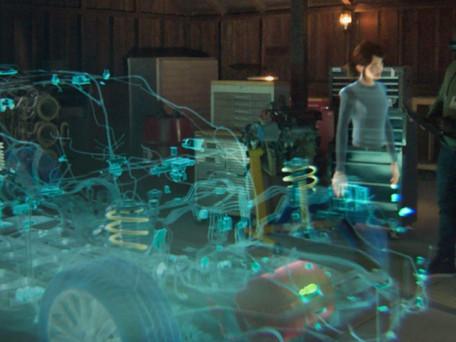 Remplacer les visioconférences par des hologrammes, Microsoft lance Mesh