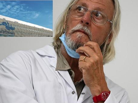 Didier Raoult: l'IHU a été perquisitionné ce lundi 14 juin matin