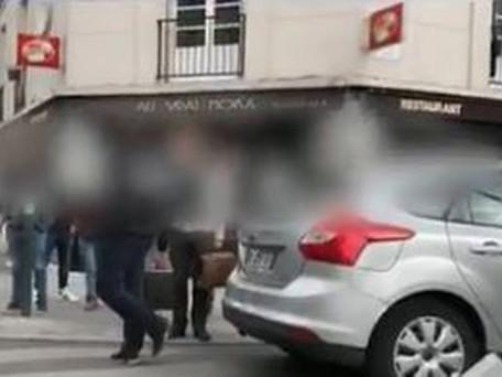 Restaurant clandestin : plus de 60 clients, dont des avocats, chefs d'entreprise ont été verbalisés