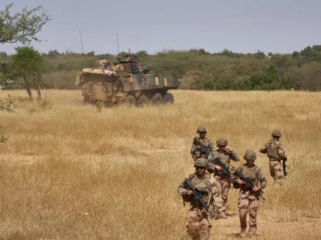 Fin de l'opération Barkhane au Sahel