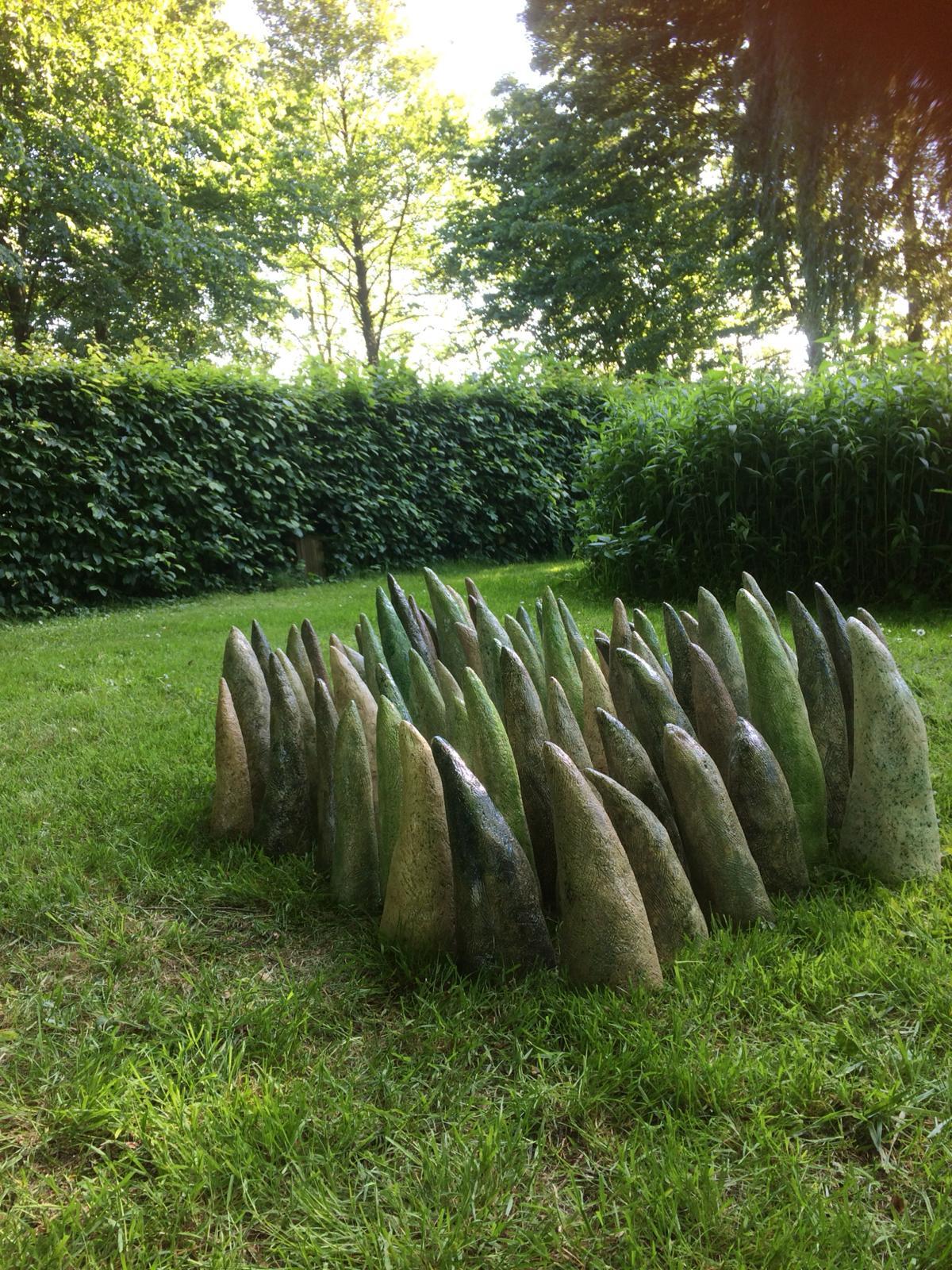 Een bunderkunst natuurkunst Zeeland Ollo Feenstra