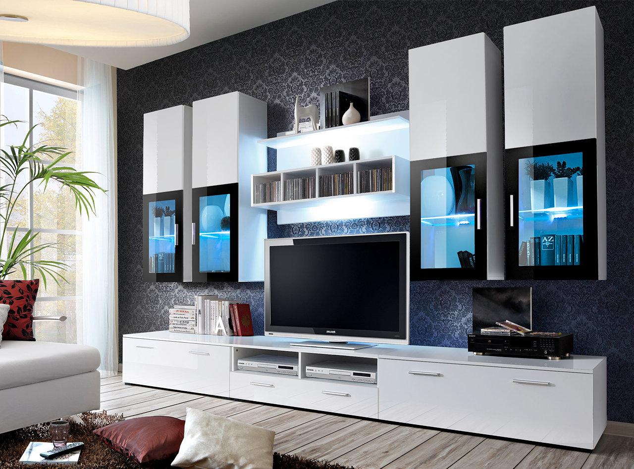 Panneau Mural Derriere Tv meuble tv lyra
