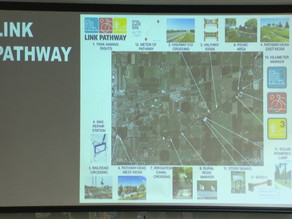 Link Pathway project gets County support