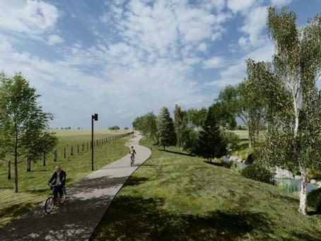 Link Pathway, between Lethbridge & Coaldale, may start soon
