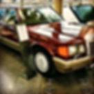 #Mercedes #560SEL #mercedesbenzpraha #kr