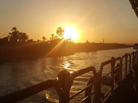 Mon voyage en Egypte
