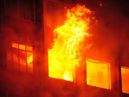 Descuidos simples podem dar início a incêndio dentro no condomínio