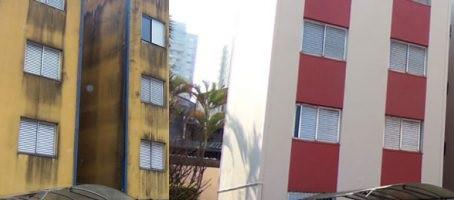 A troca de janelas em condomínios