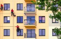 Manutenção de condomínio: pintura deve ser planejada