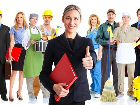 Empregado próprio versus terceirizado
