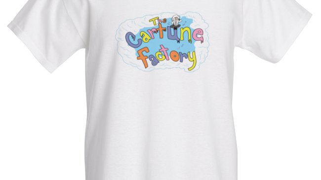 The Cartune Factory T-Shirt