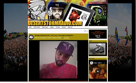King David on Desert Storm Radio.jpg