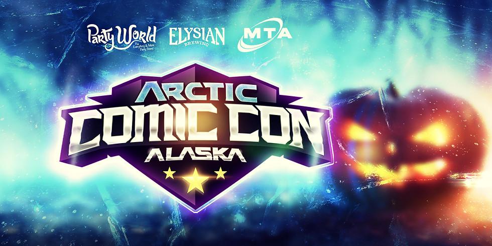 Arctic Comic Con Alaska